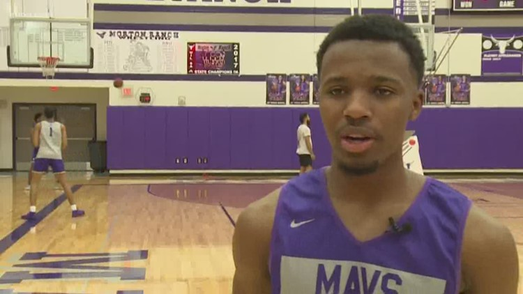 Athlete of the Week: Morton Ranch's LJ Cryer