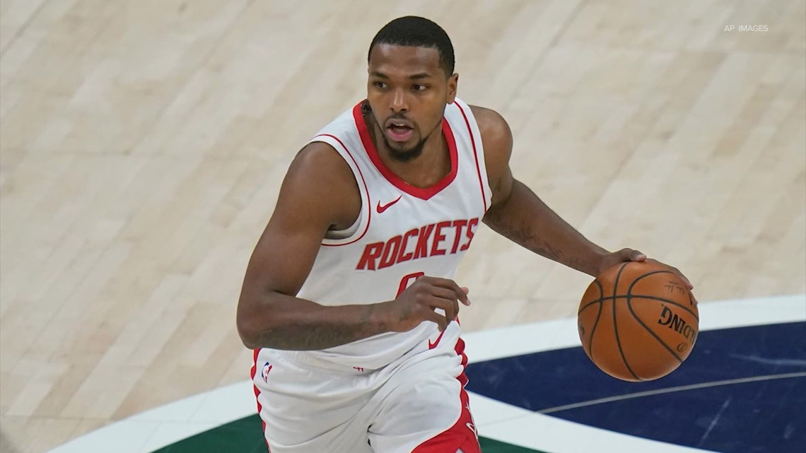 Houston Rockets player Sterling Brown assaulted in Miami, team says