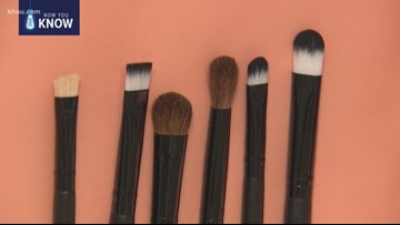 Things you need to know about makeup brushes
