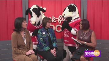"Chick-fil-A's ""extra helping"" for hungry Houstonians"