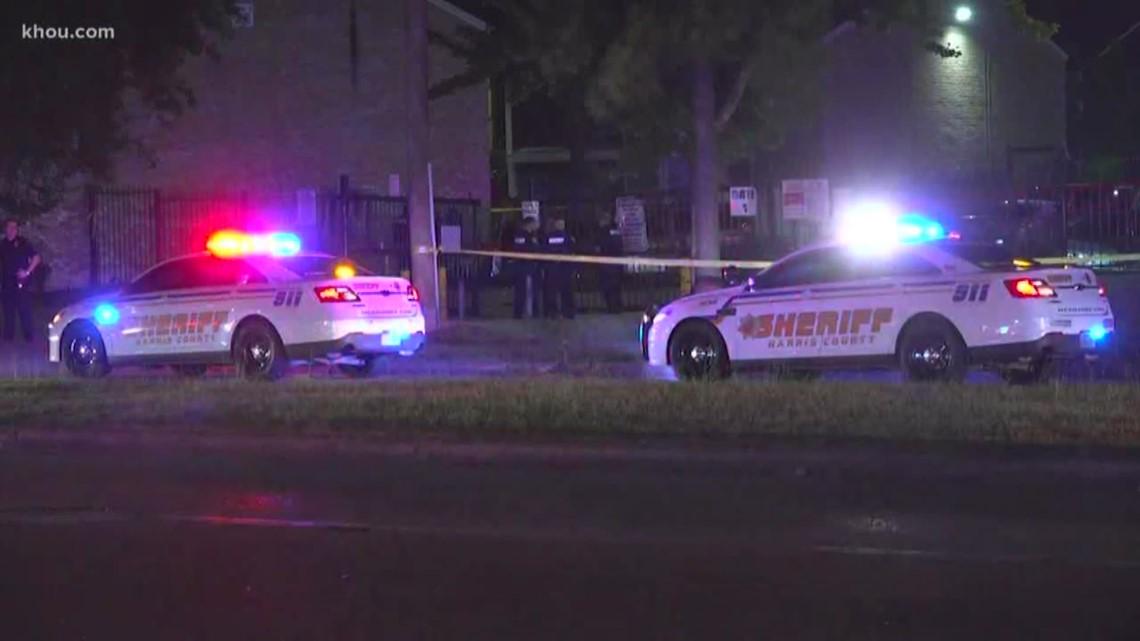 HCSO: Deputy shoots armed man twice in northwest Houston