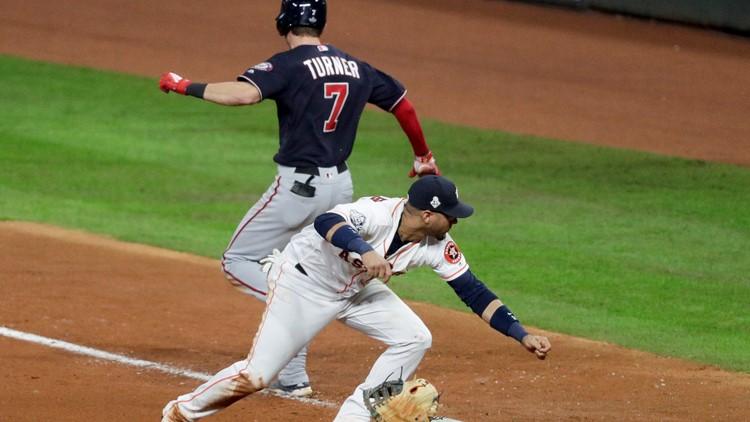 World Series Nationals Astros Baseball