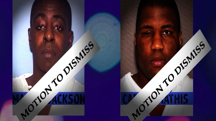 Gerald Goines motion to dismiss cases
