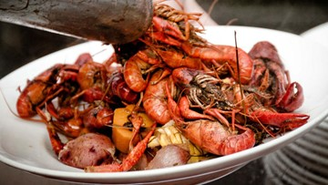 21 and up all-you-can-eat crawfish festival is coming to Houston!