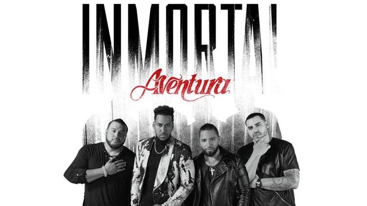 Bachata superstars Aventura coming to Houston in 2020