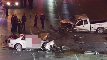 Innocent driver killed on I-45 in 6th wrong-way death in less than 72 hours
