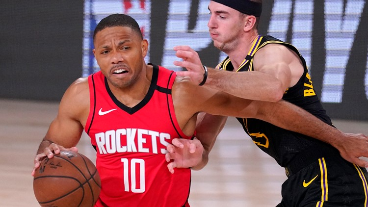 Rockets Lose To Lakers In Game 2 Khou Com