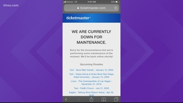 Ticketmaster glitch causes problems for fans trying to get tickets for Kanye West's Lakewood visit