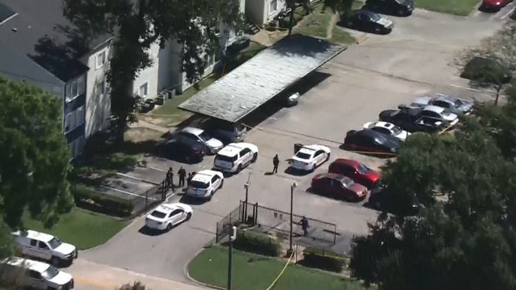 HCSO: 2 men found dead after shooting in north Harris County