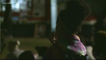 Renovated Emancipation Park puts on first movie night