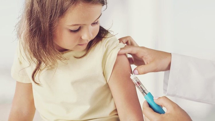 Health Matters: Childhood immunization rates drop during pandemic