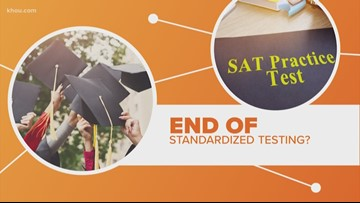 Could the dreaded SAT and ACT tests be a thing of the past?
