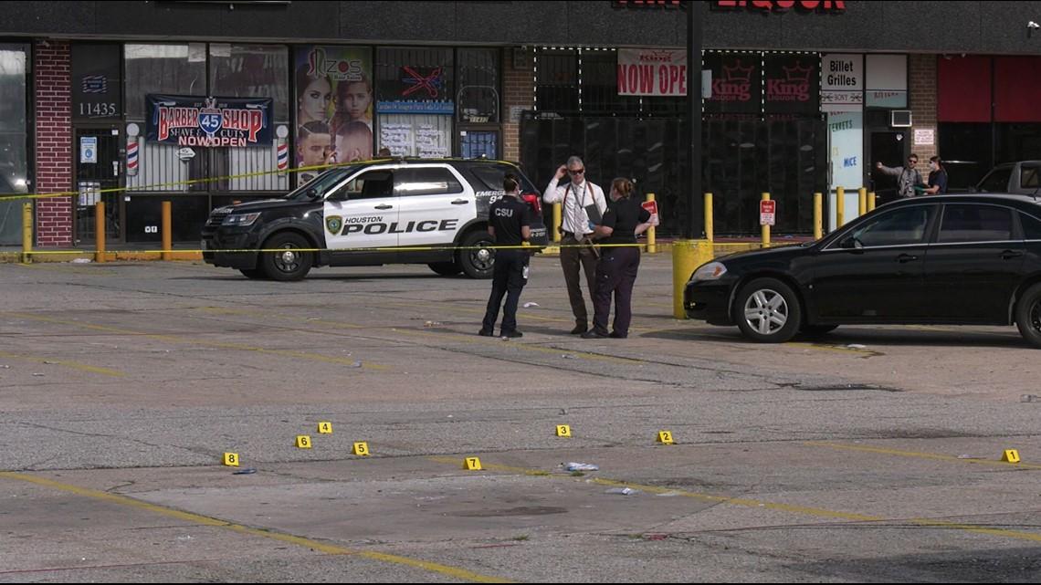 Man shot to death in Houston's northside | khou.com