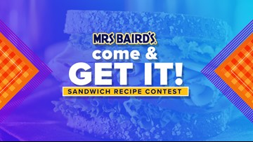 Mrs. Bairds Come and Get it sandwich recipe contest