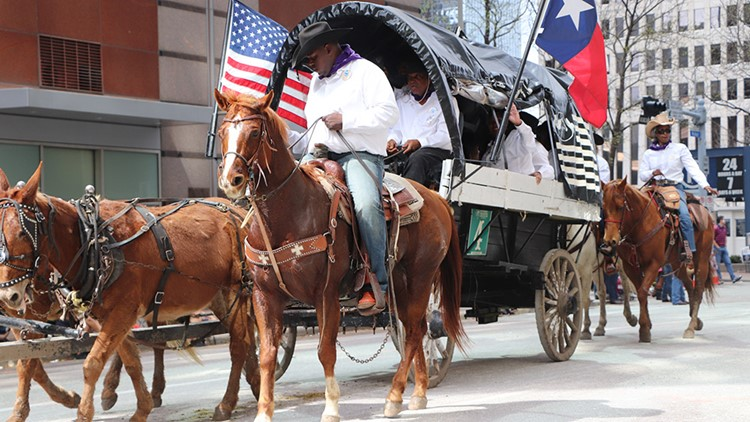 Houston Rodeo announces new grand marshals for 2020 parade