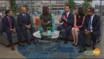 Health experts discuss health news in Medical Hot Topics