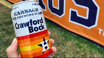 Hold my beer: Houston, Virginia breweries make bet on World Series