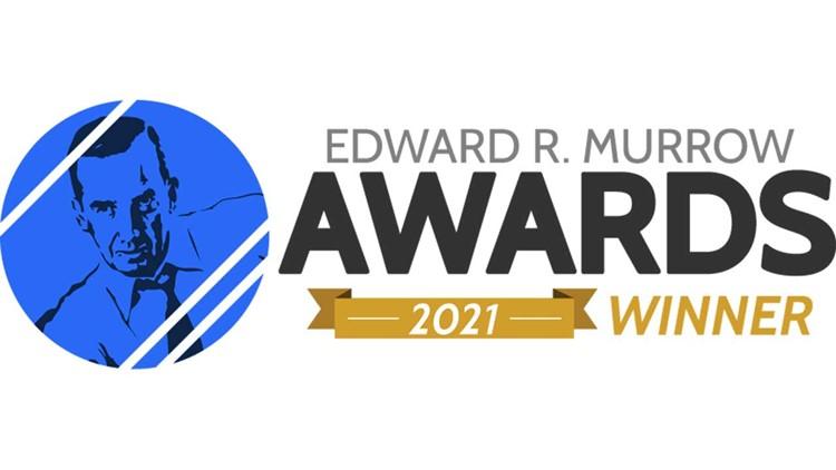 KHOU 11 honored with two prestigious Regional Edward R. Murrow Awards