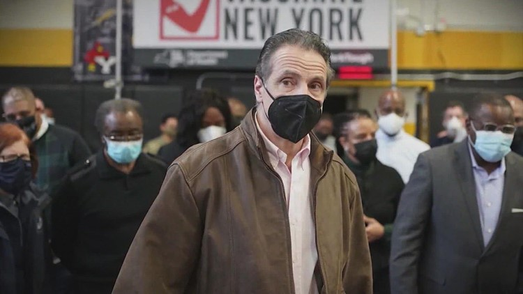NY Gov. Cuomo is facing multiple calls to resign after sex harassment report   Top headlines