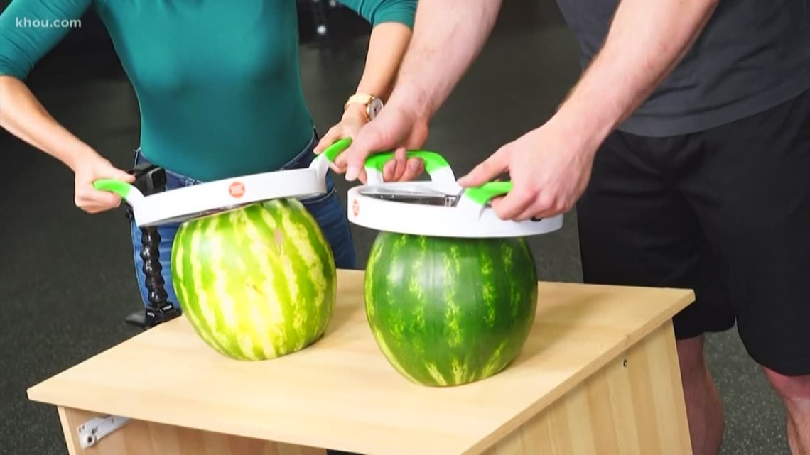 Testing the Everyday Gourmet Melon Slicer