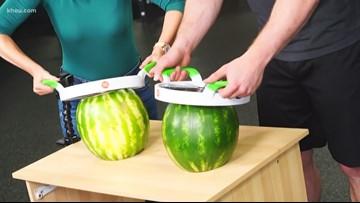 Testing the Everyday Gourmet Melon Slicer