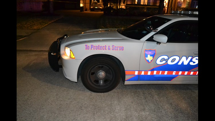 officers car bullets pct 4