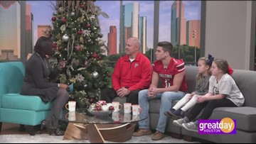 Go Public Gulf Coast highlights local athletic programs giving back to their communities
