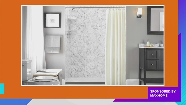 How to get a spa-like bathroom with MaxHome