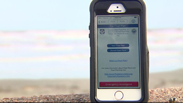 Coast Guard app can help find you if you're lost at sea