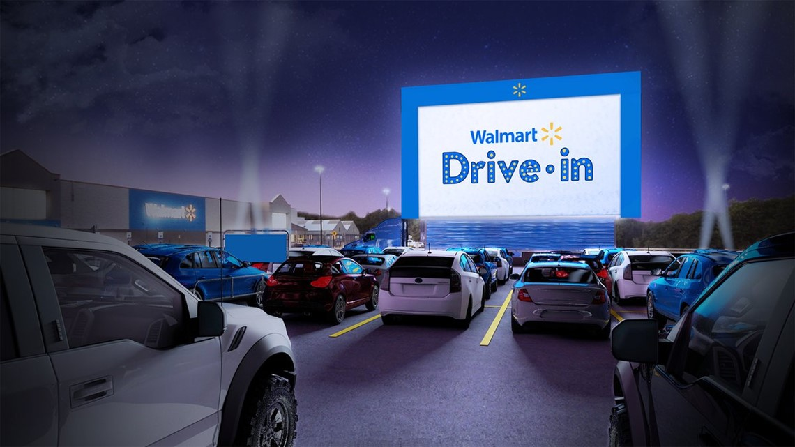 Walmart Offers Free Drive In Movie Nights In Store Parking Lots Khou Com