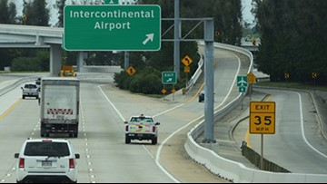Bush Intercontinental Airport back to normal after low water pressure affects restrooms, restaurants