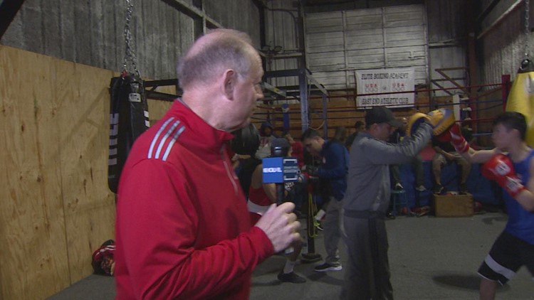 2 young local boxers are national champions with sights on 2020 Olympics