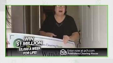 do people really win sweepstakes verify do people really win publishers clearing house 7221