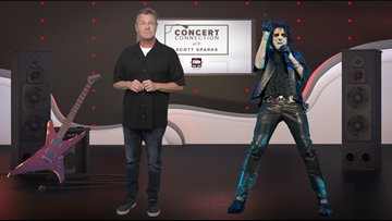 Concert Connection: Alice Cooper coming to the Woodlands