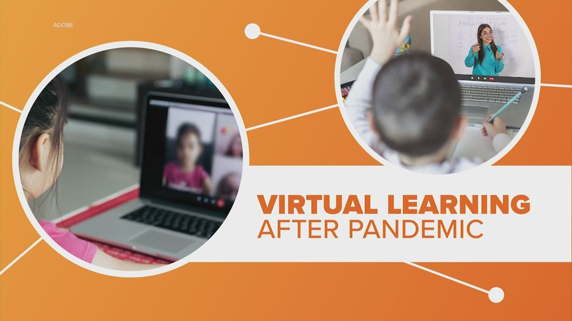 Why some kids will continue virtual learning | Connect the Dots