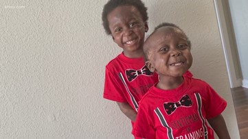 Toddlers burned by fireworks in road-rage shooting are 'walking miracles'