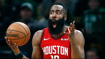 James Harden joining ownership group of Dynamo and Dash