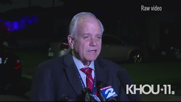 Raw: Pasadena police say mother was shot in head during drive-by