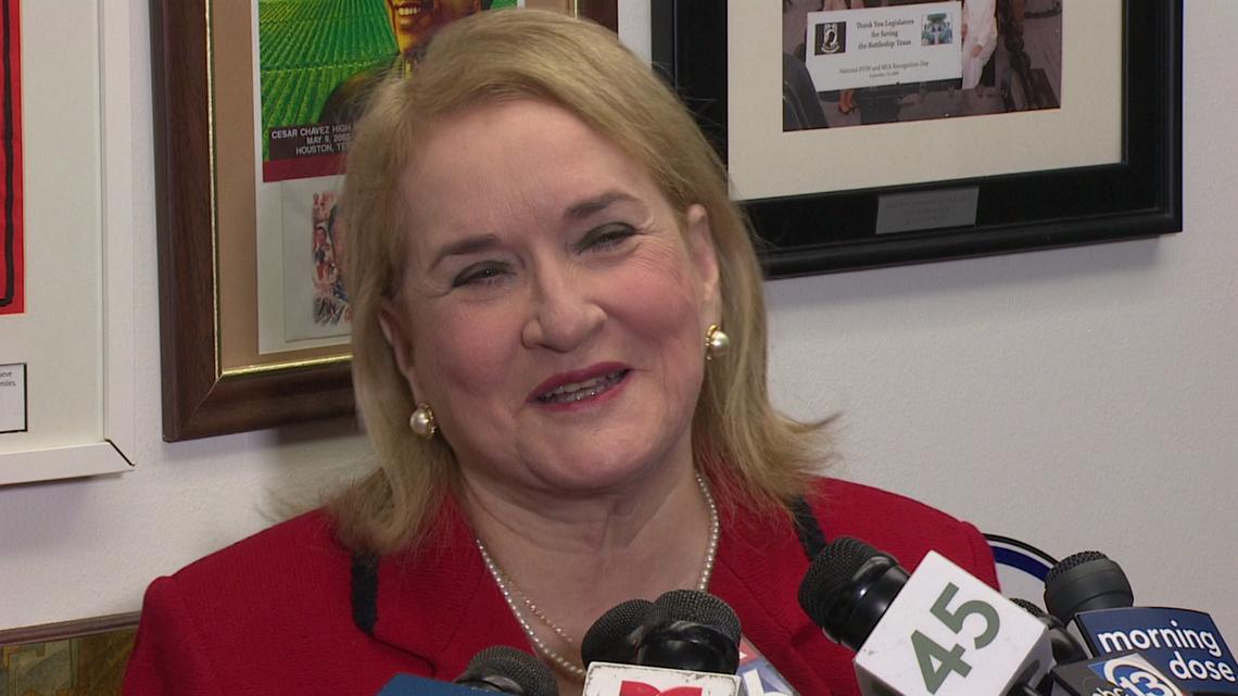 U.S. Rep. Sylvia Garcia endorses Joe Biden for president