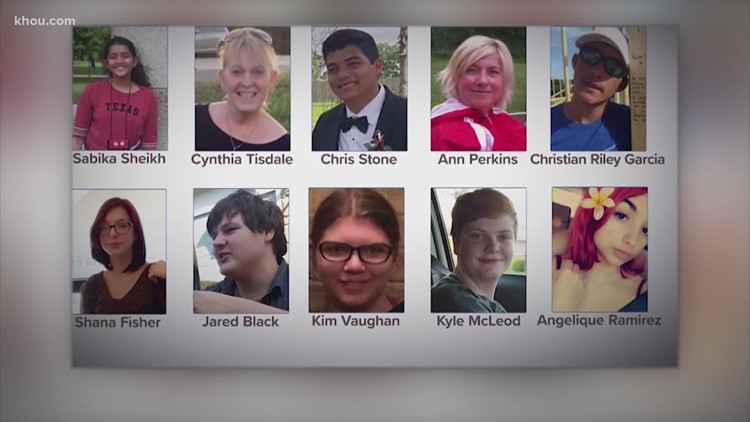 Remembering victims of Santa Fe HS shooting two years later