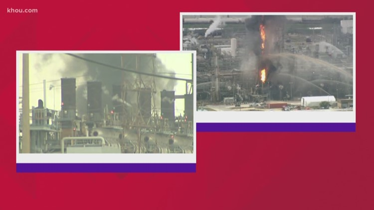 What we know about the ExxonMobil plant in Baytown, Texas