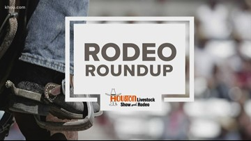 Rodeo starts with parade downtown