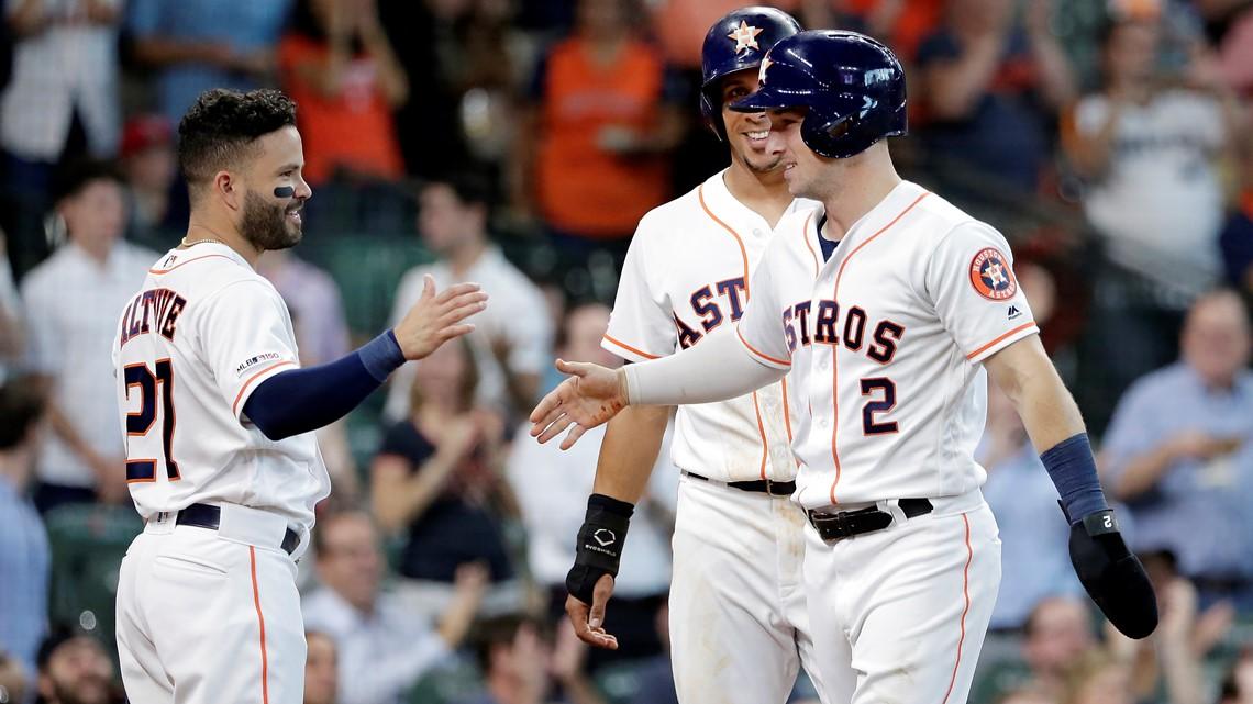 Houston Astros Release 2020 Regular Season Schedule Khou Com