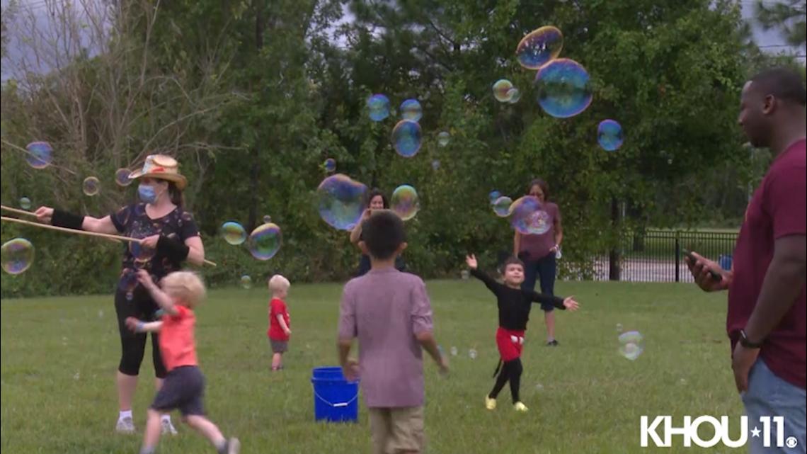 KBR Kids Day at Tony Marron Park