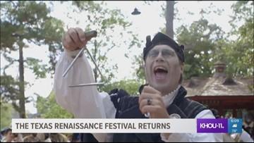Texas Renaissance Festival returns