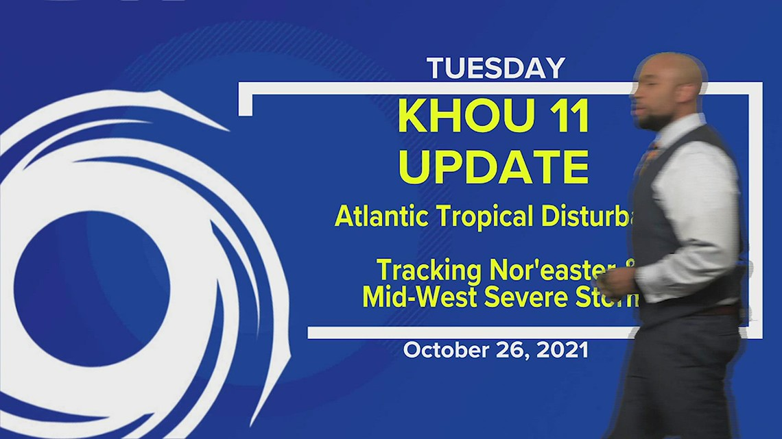 Tropics update: Tracking Atlantic activity, Nor'easter and Midwest severe storms