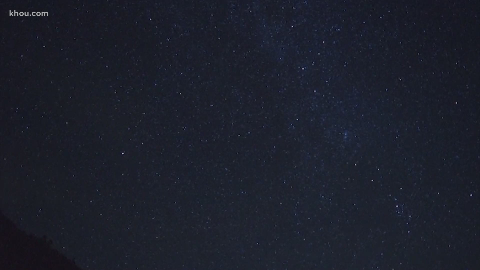 Perseid Meteor Shower Where To Watch In The Houston Area Khou Com