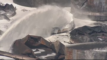 Feds will investigate ITC Deer Park fire after benzene scare