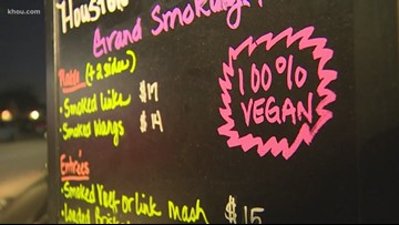 Vegan barbecue? This new Houston food truck is making quite the splash