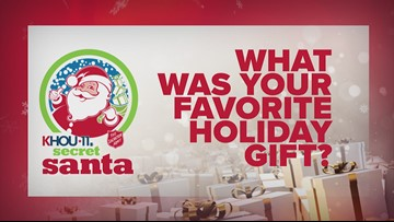 Brandi Smith on her favorite holiday gift growing up